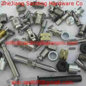 Gr8 Carbon Steel Special Bolt/Bolt and Nut pictures & photos