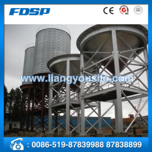 Galvanized Poultry and Livestock Feed Steel Silo pictures & photos