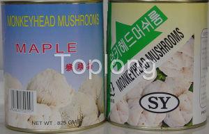 Canned Monkey Head Mushroom & Hericium Erinaceus