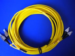 Fiber Optic Patch Cord-Fc/PC Duplex-3.0mm Patch Cord