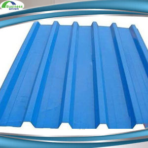Galvanized Zinc Flat Colorful Roof Sheeting pictures & photos