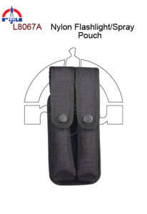 Nylon Flashlight / Spray Pouch (L8067A)