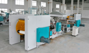 High-Speed Double-Layer Co-Extrusion Compound Unit (BR-D Series)