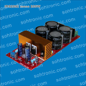 Irs2092 Mono AMP 200W Bluetooth Amplifier Module pictures & photos