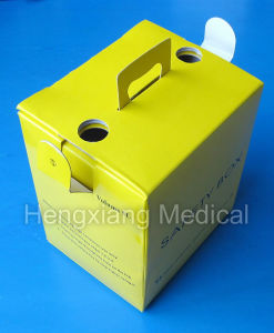 High Quality Safe Sharp Container pictures & photos