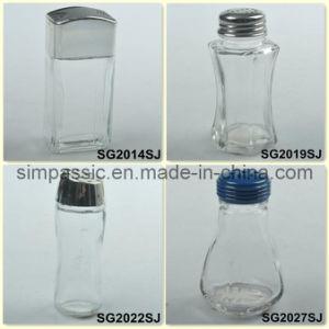 Clear Spice Jar / Apothecary Jar (SG2014SJ / SG2019SJ / SG2022SJ / SG2027SJ) pictures & photos