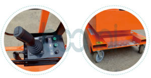 Aerial Stock Picker (Self-Propelled) for 6.00 M pictures & photos