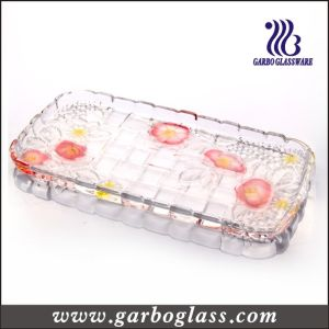 Oblong Glass Plate (GB1729MG/PDS) pictures & photos
