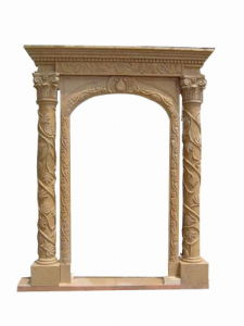 Stone Carving Arch (DF304) pictures & photos