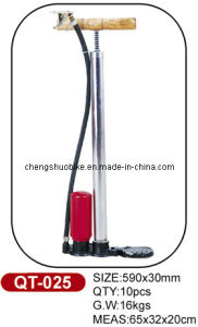 Traditional Design Bicycle Pump Qt-025 on Sale pictures & photos