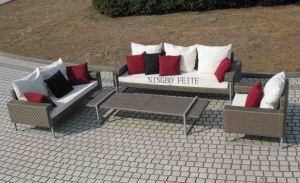 New Style Outdoor PE Rattan Sofa Set