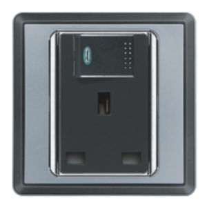 HYB-1 Gang Switch 13A Socket