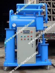 ZJB Single-Stage Vacuum Transformer Oil Filtration and Purification Machine