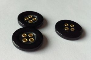 Lead Free and Nickel Free Brass Alloy Eyelet Button for Jacket, Jeans and Denim pictures & photos