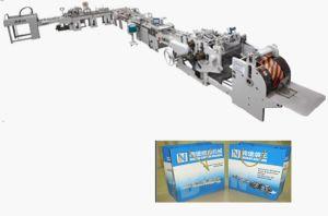 Full-Automatic Sheet Feed Paper Bag Making Machine
