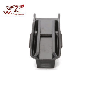 Tactical Imi-Zfsg Style Foregrip Airsoft Pistol Grip (Black or Tan) pictures & photos