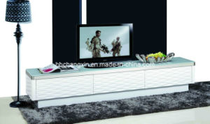 High Quality Modern Design Hot Selling Gloss TV Stand pictures & photos