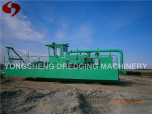 Good Sand Dredger with Cummins Engine (JSD 200) pictures & photos