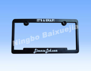 Plastic License Plate Holder pictures & photos