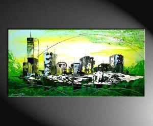 Handmade Landscape 0il Painting (LS000416)
