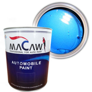 High Gloss and Low Price Automobile Paint