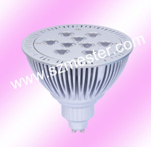 Dimmable Cree LED Spotlights (MS-PAR38-GU10-9B)