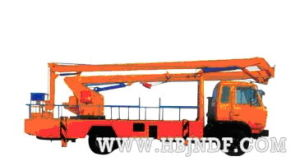 Dongfeng 145 Aerial Platform Truck (18-22mm)