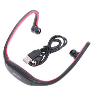 Portable Wireless Headphones with MP3 Player (OT-118)