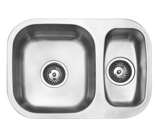 Stainless Steel Welded Bowl Sink-3