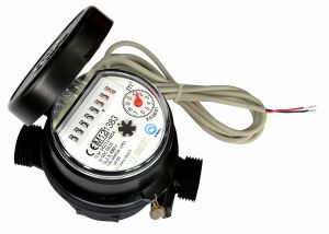 Single Jet Water Meter (D7-4) pictures & photos