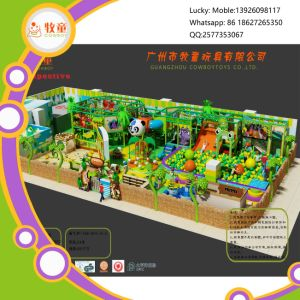 2017 Jungle Animal Adventure Indoor Soft Playground for Kids pictures & photos