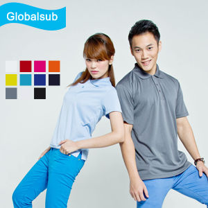 Advertising Blank Printable Polo Shirt for Sublimation pictures & photos