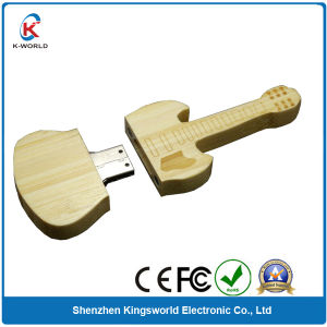 Wood 8GB USB Pen Drive