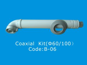 Coaxial Standard Pipe for Gas Boiler