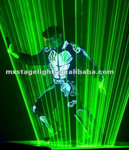 DJ Stage Light Green Laser Man Show System Ys-952 pictures & photos