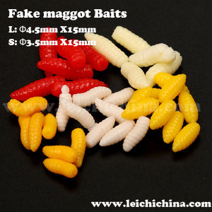 Carp Fishing Artificial Maggot Bait pictures & photos