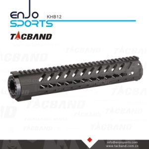 12 Inch Picatinny Rail Keymod Handguard Carbon Fiber Composite (CFC) pictures & photos
