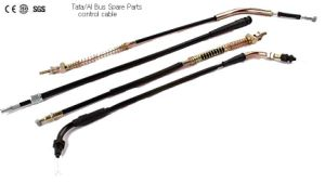 Tata/Al Bus Spare Parts-Control Cable