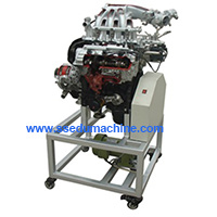 Diesel Engine Teaching Model Automobile Training Equipment Vocational Training Equipment