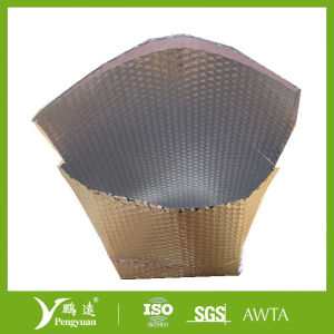 Laminated Material Aluminum Foil Bubble for Packaging Bag pictures & photos