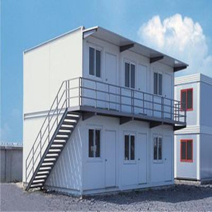 Prefabricated Multi-Storey Container House pictures & photos