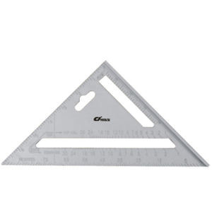 "7"" Professional Rafter/Angle Square (CJ-5035A)"
