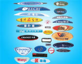 Label - Crystal Labels High Quality Adhesive Custom Vinyl Epoxy Adhesive Labels pictures & photos