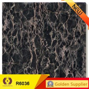 New Design High Sales Polished Composite Marble Tiles (T6073) pictures & photos