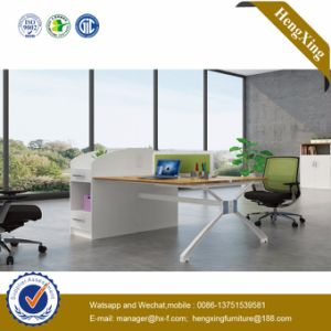 L Shape Office Desk Melamine Office Executive Table (UL-NM072) pictures & photos
