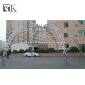 Event Light Truss Facility Stage Roof for Outside Performance pictures & photos