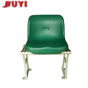 Bright Color Playground Outdoor OEM Comfort Stadium HDPE Plastic Chair Powder Coating Steel Leg Sport Adjustable Chair pictures & photos