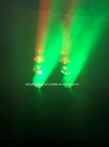 8 Pieces 10W LED Effect Spider Beam Moving Head Lighting pictures & photos