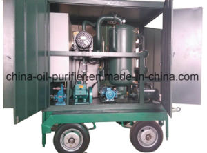 Mobile Type Zyd Double Stage Transformer Oil Purifier pictures & photos