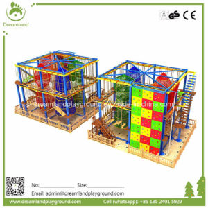 New Type Outdoor Rope Course Adults Boot Camp Obstacle Course pictures & photos